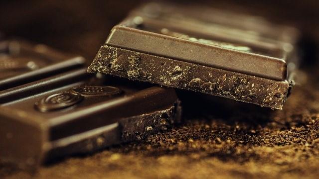 チョコレートの画像。