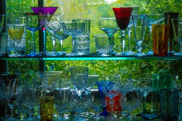 グラスのイメージ画像。