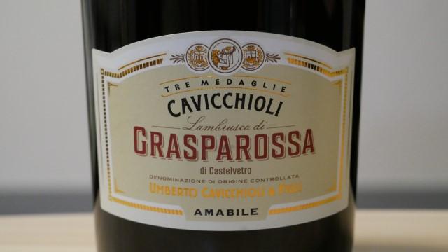 スパークリングワインの画像。