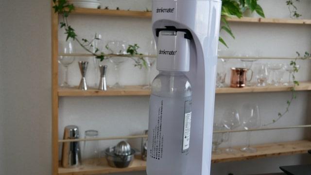炭酸水メーカードリンクメイトの画像。