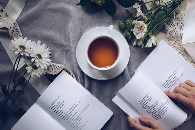紅茶の画像。