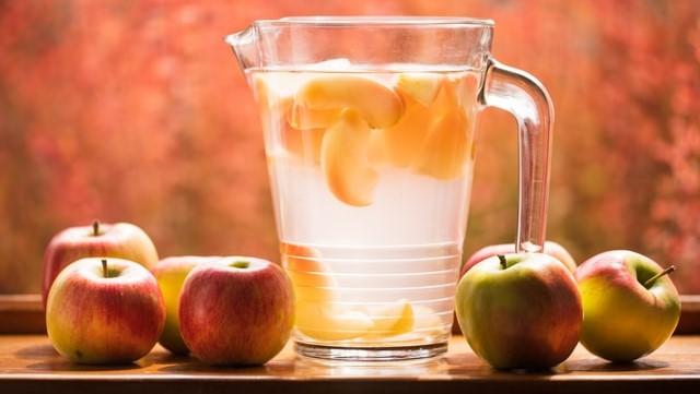 桃の画像。