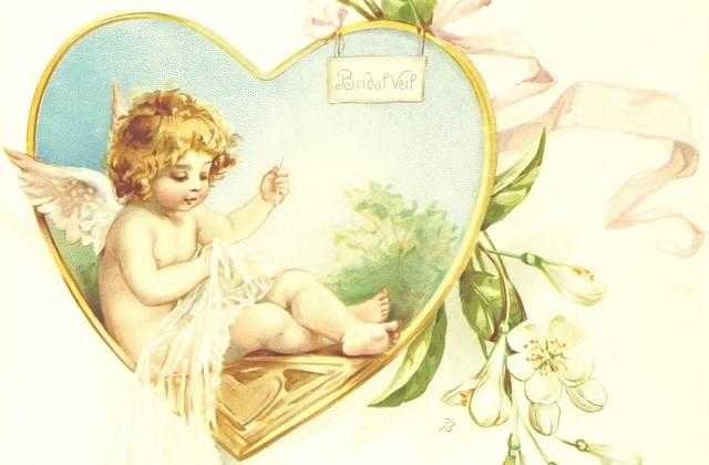 天使のイメージ画像。