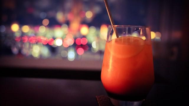 カシスオレンジのイメージ画像。