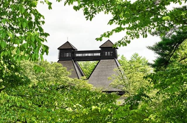 白州蒸留所のイメージ画像。