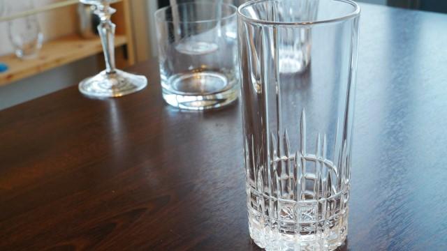 タンブラーグラスの画像。