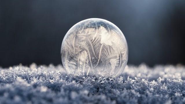 氷のイメージ画像。