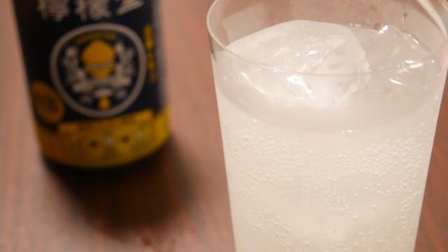 檸檬堂の定番レモンの画像。
