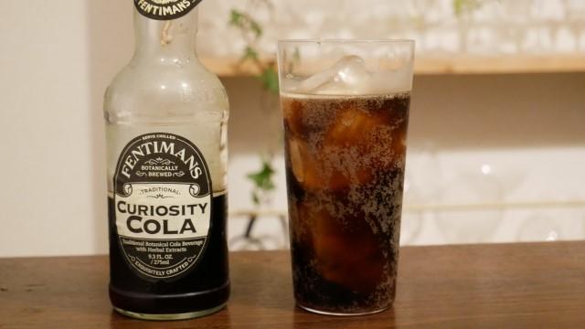 フェンティマンスのコーラの画像。