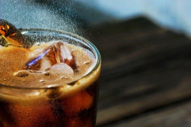 コーラのイメージ画像。