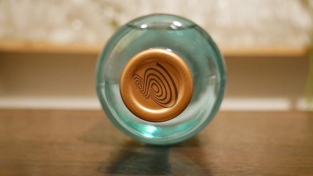 サイレントプールジンのキャップの画像。